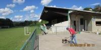 Športový areál futbalového ihriska