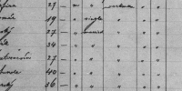 Vysťahovalectvo  z Obce Lodno do USA v rokoch 1892 - 1938