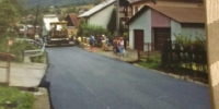 Výstavby v obci